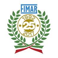 Logo 25 anni Fimar